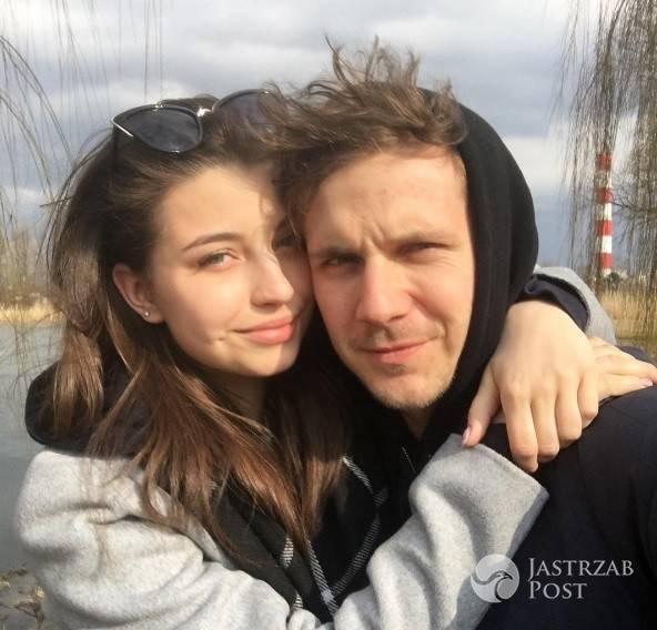 Antek Królikowski i Julia Wieniawa - Instagram