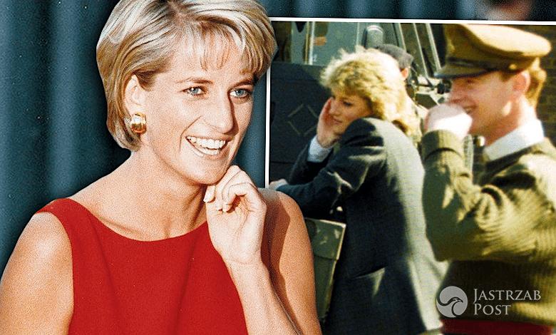 James Hewitt i księżna Diana romans dziecko skandale plotki