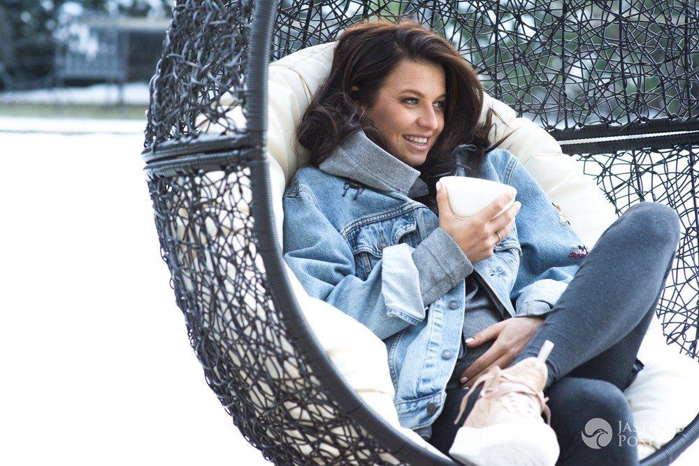 Anna Lewandowska wpis o ciąży na blogu