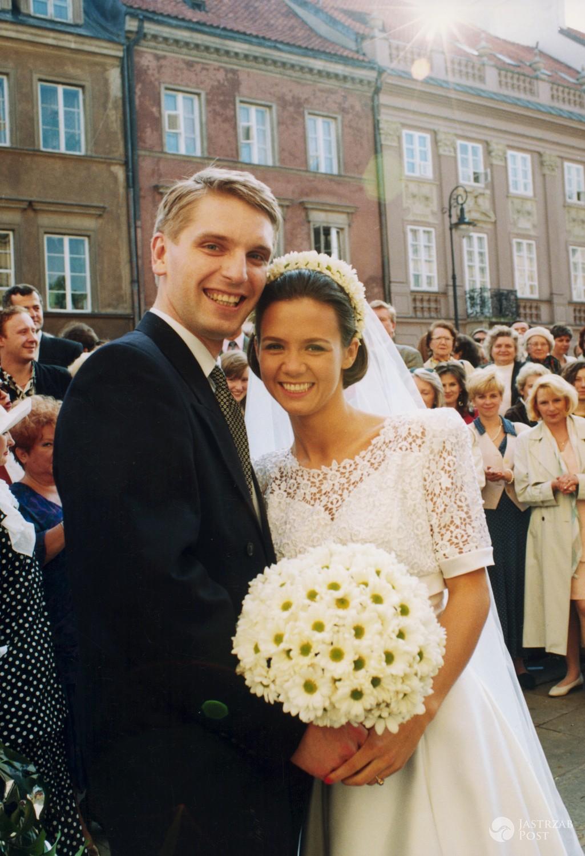 Suknia ślubna Kingi Rusin była z wypożyczalni