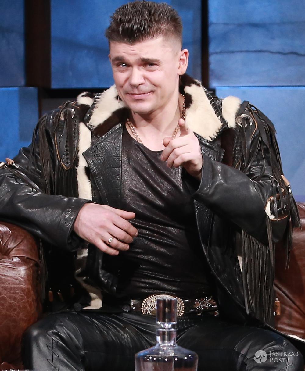 Tomasz Niecik narzeka na Odetę Moro i Alana Andersza
