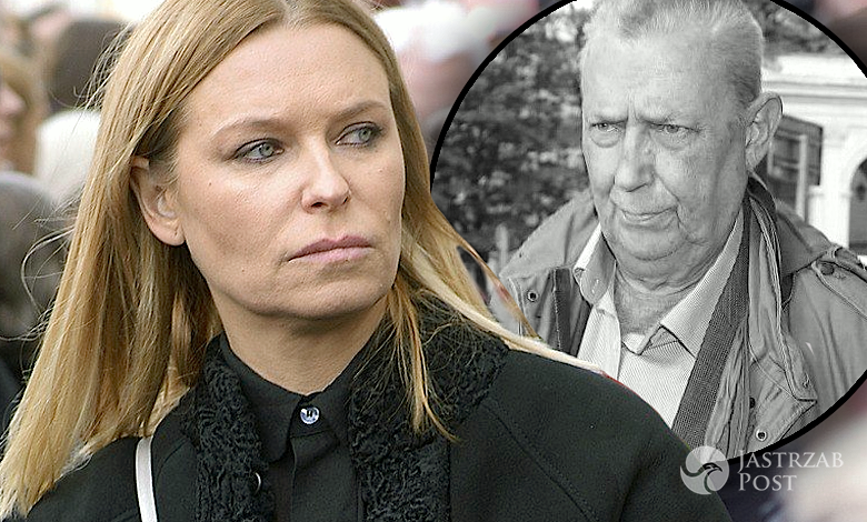 Paulina Młynarska o ojcu Wojciechu pogrzeb