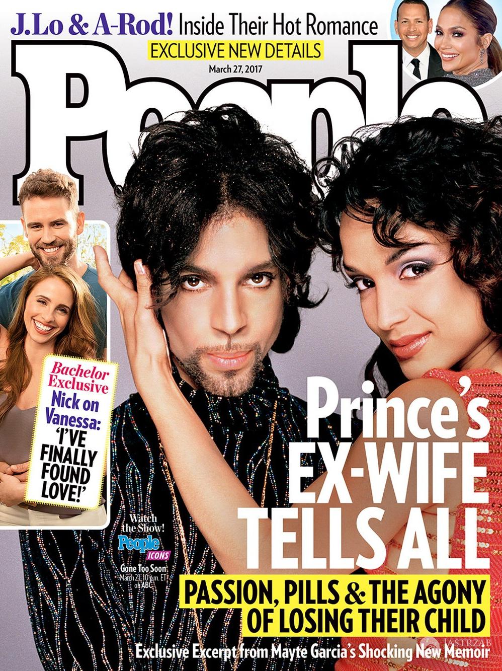Prince na okładce People