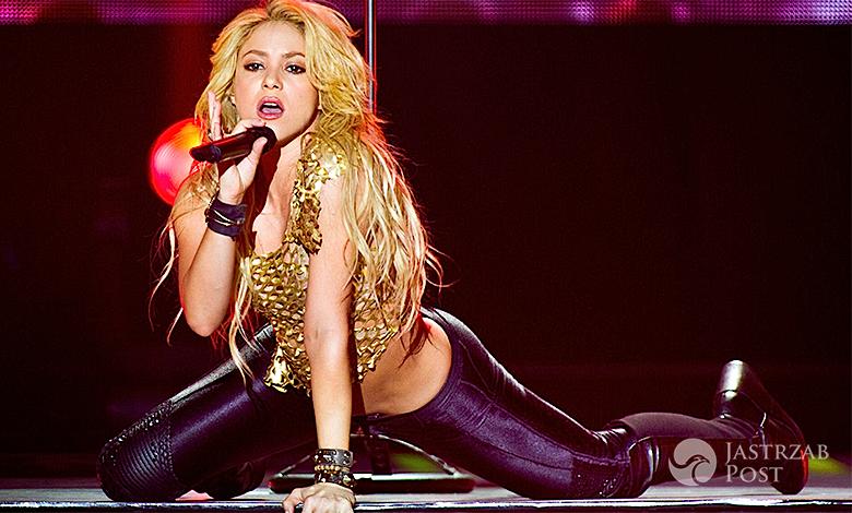 Shakira koncert dla Michała Listkiewicza