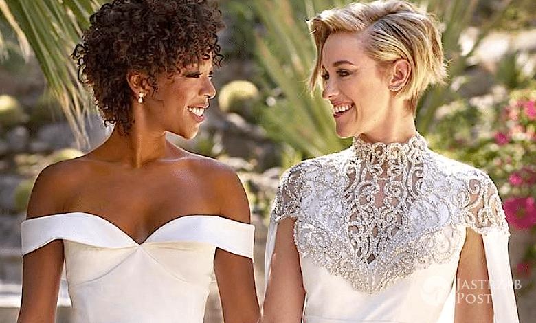 Ślub lesbijski Samiry Wiley i Lauren Morelli