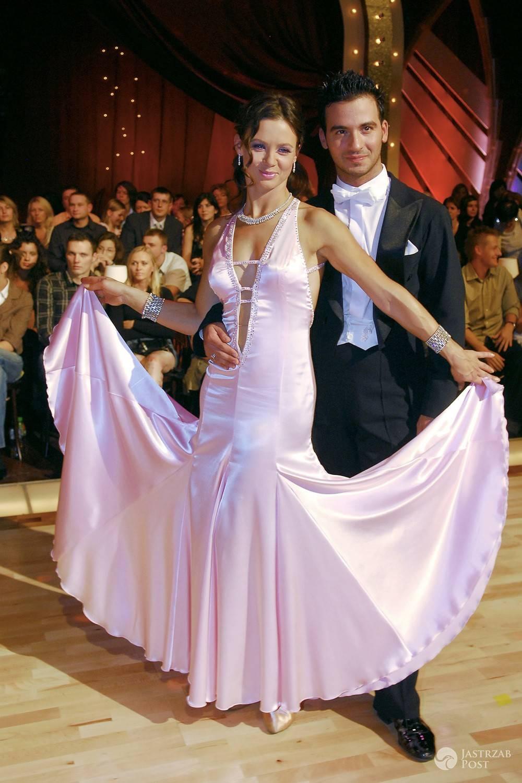 Edward Miszczak namówił Kingę Rusin na Taniec z gwiazdami