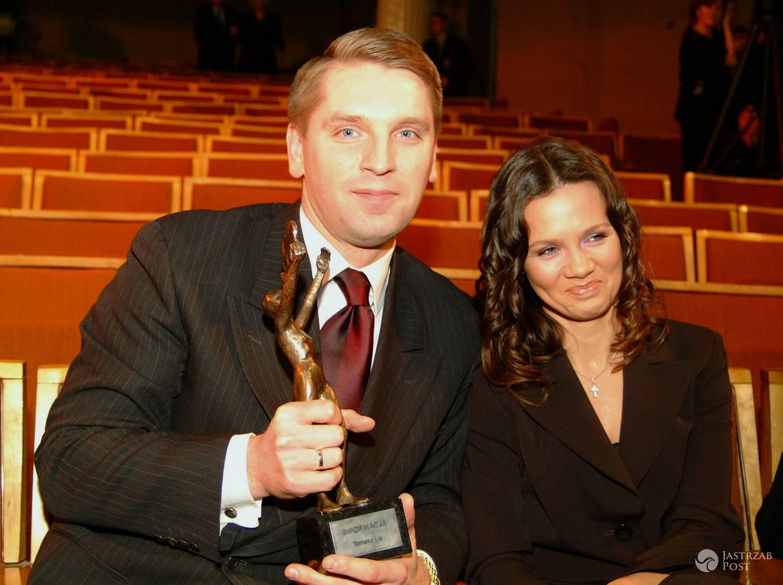 Rozwód Tomasza Lisa i Kingi Rusin