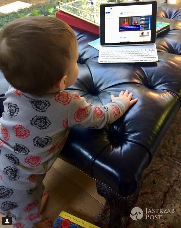 Anne Hathaway pokazała zdjęcie dziecka
