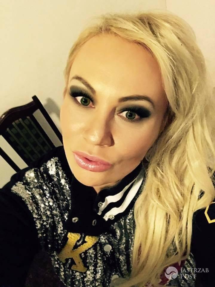 Monika Jarosińska wróciła do pracy