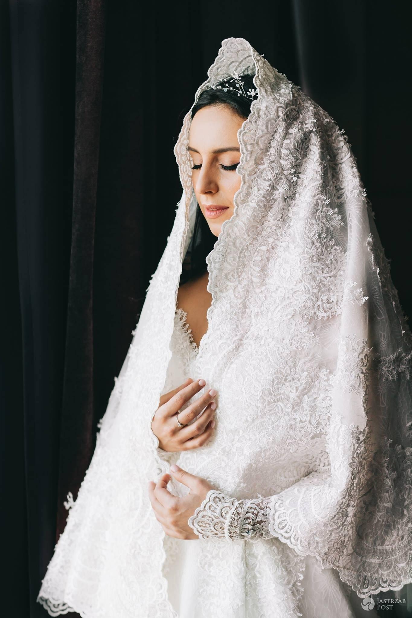 Ukraińska piosenkarka, Jamala, już po ślubie