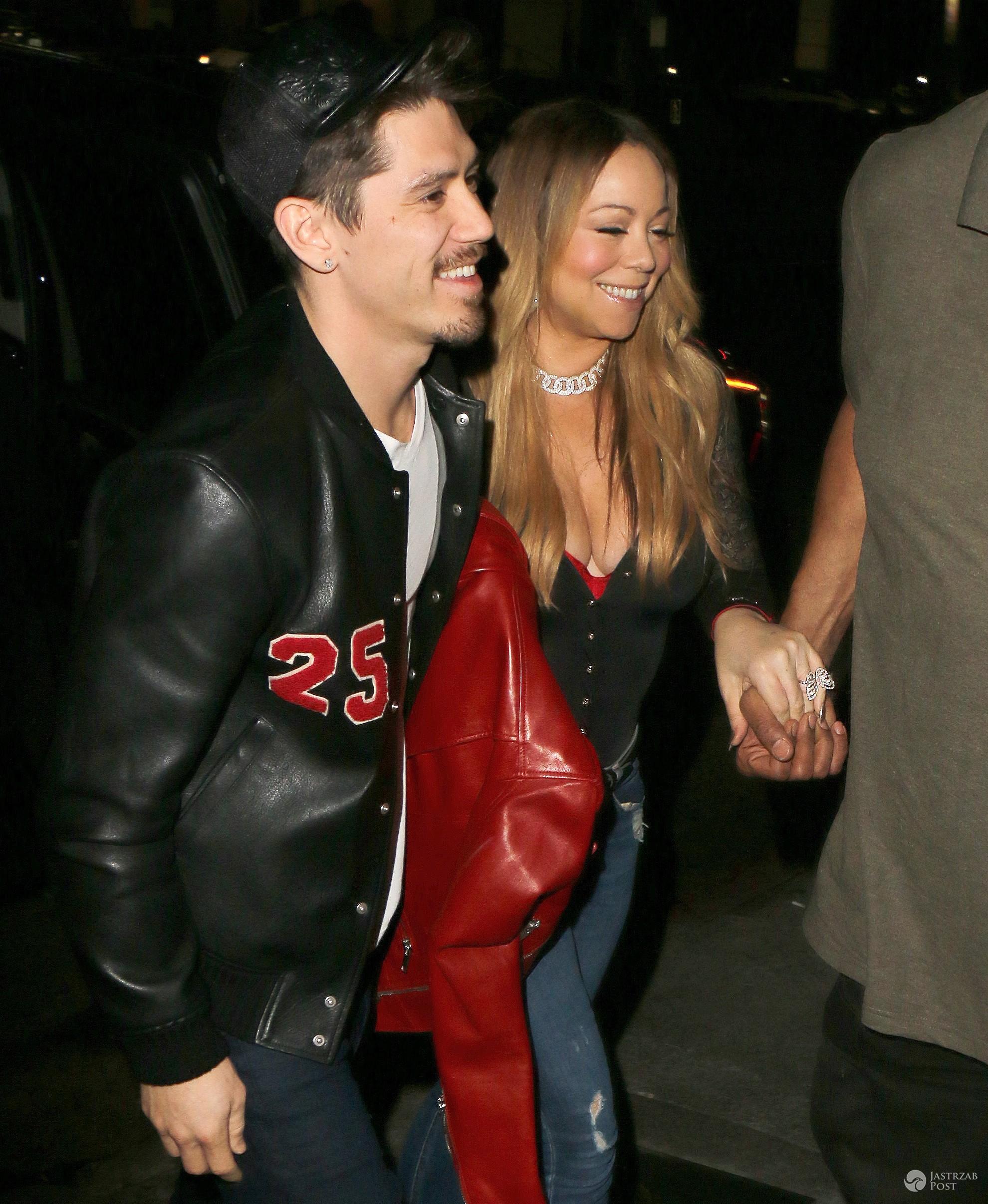 Rozstanie Mariah Carey i Bryana Tanaki