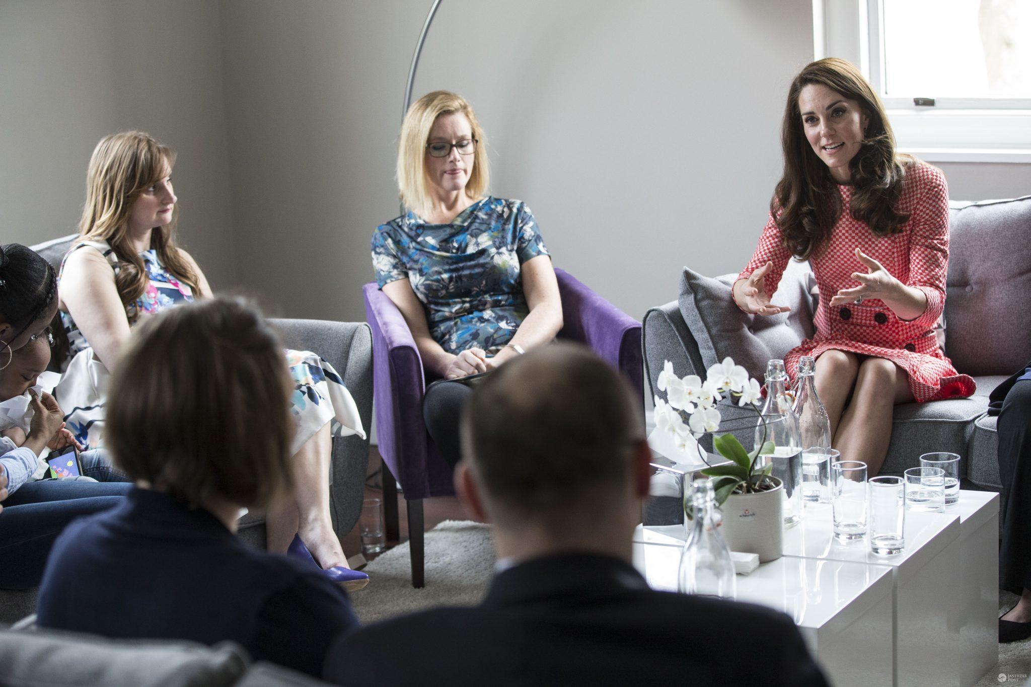 Księżna Kate jaki ma pseudonim na forum?