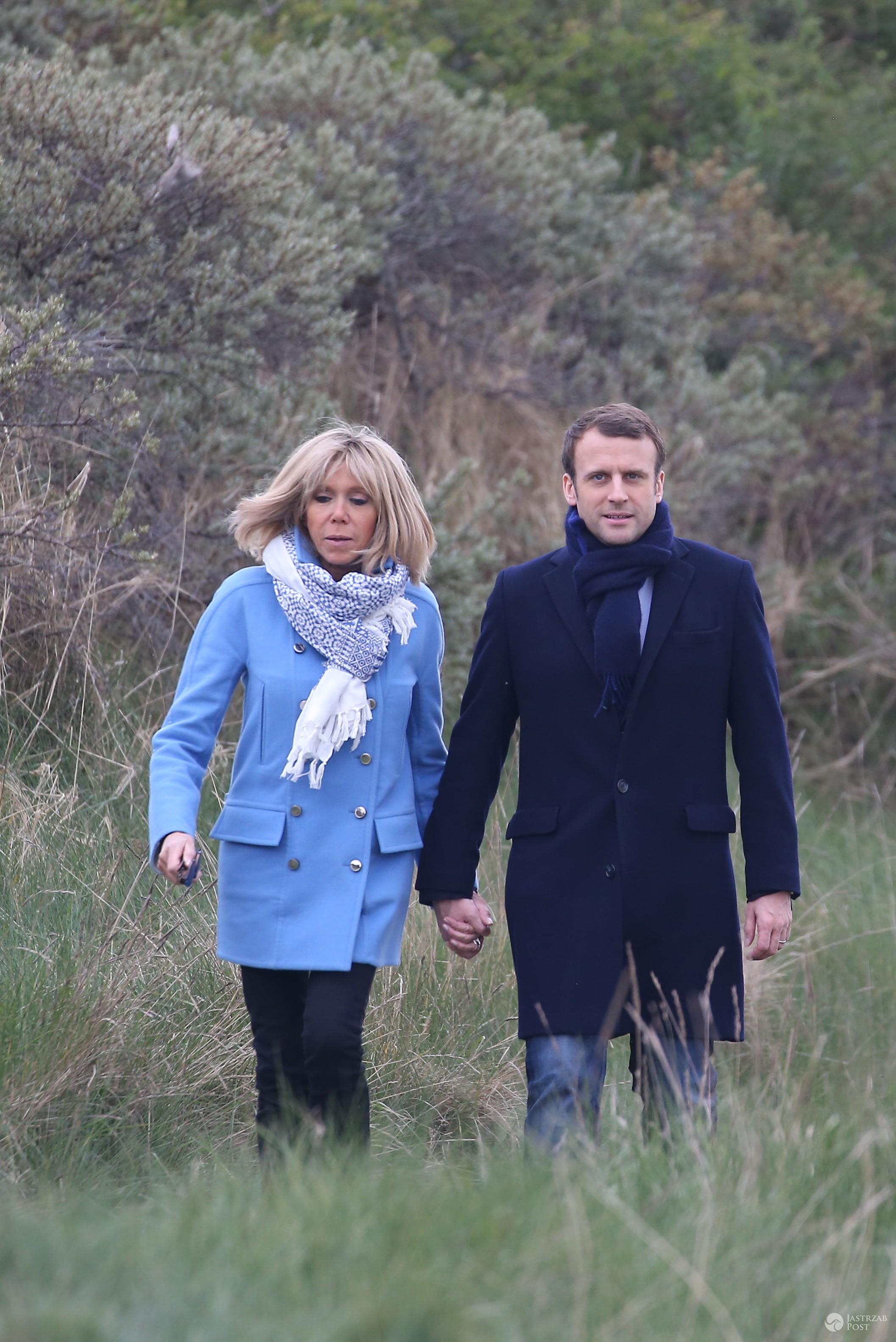 Emmanuel Macron i Brigitte Trogneux - jak się poznali?
