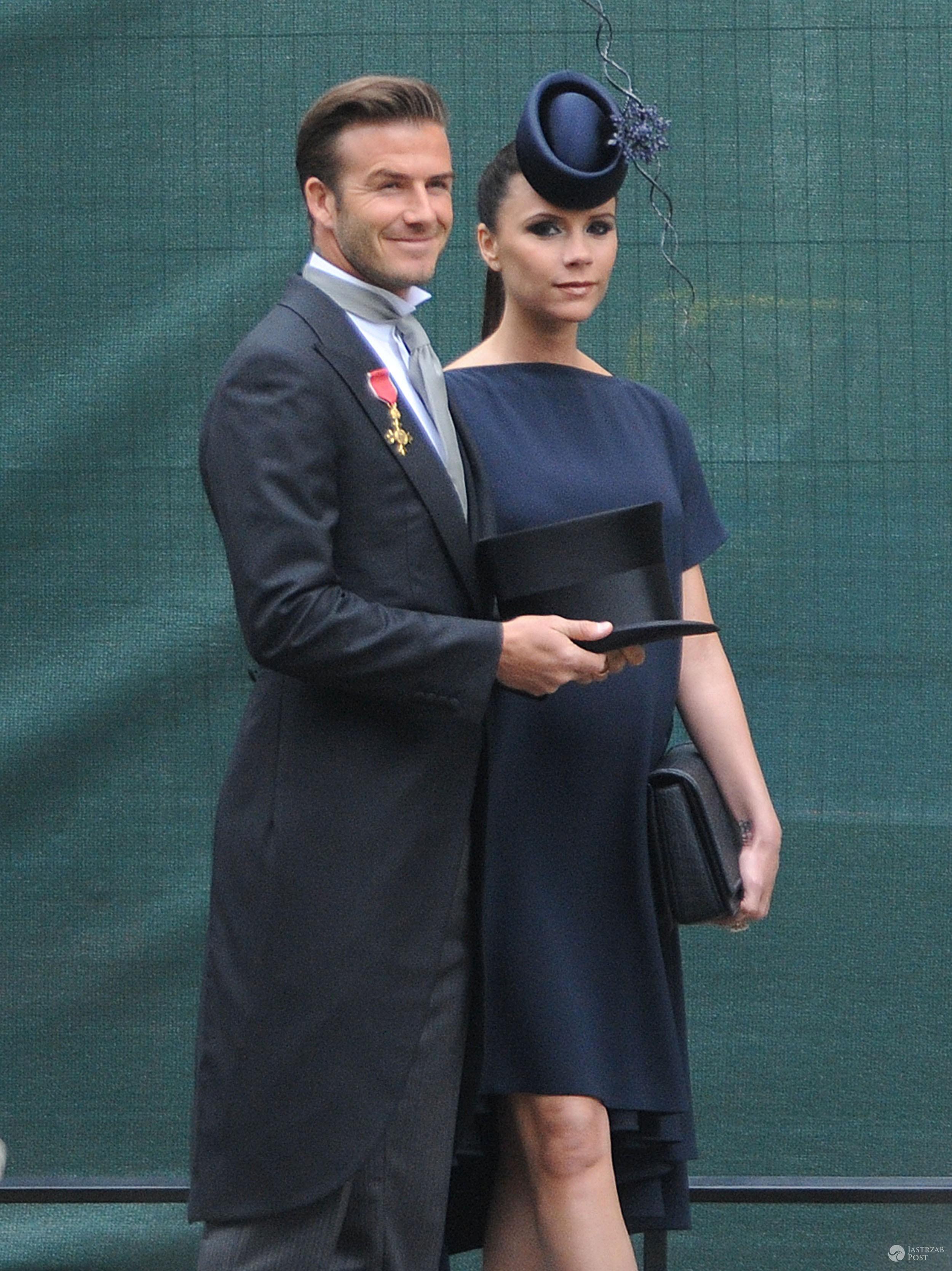 Victoria Beckham odznaczona orderem przez księcia Williama