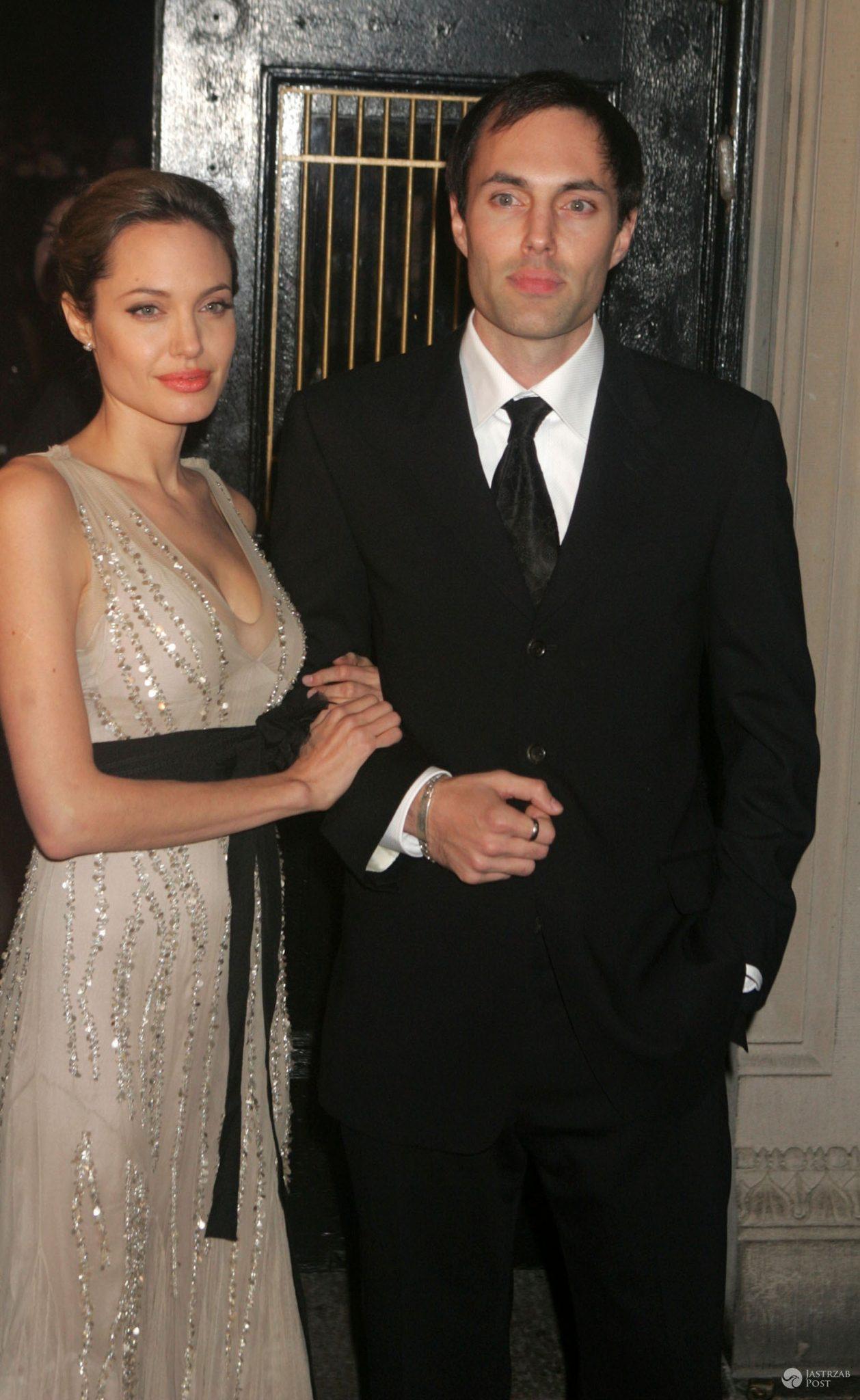Angelina Jolie i James Haven - brat gwiazdy