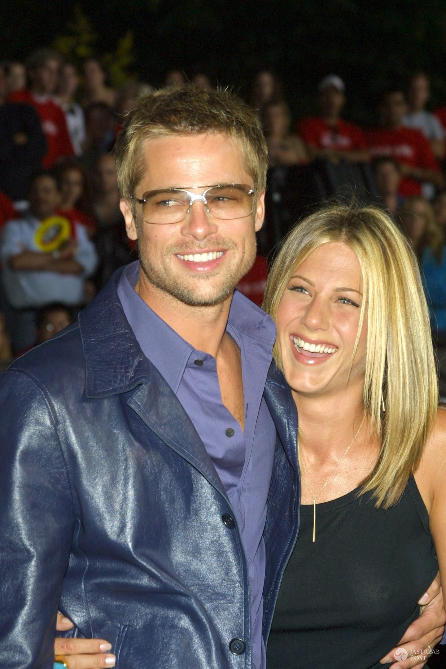 Brad Pitt i Jennifer Aniston zagrają kochanków