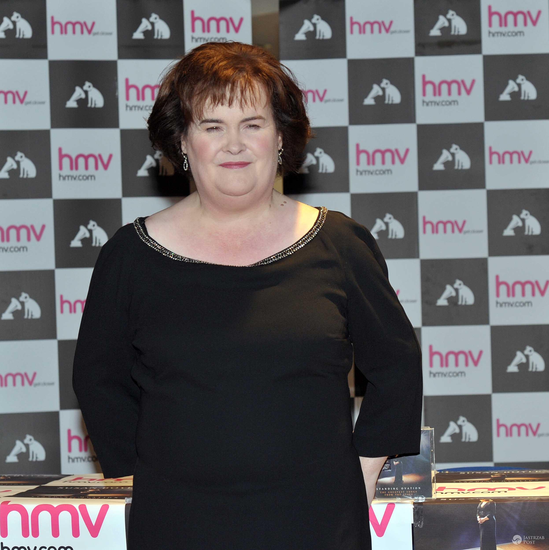 Susan Boyle urodziła się 1 kwietnia 1965 roku