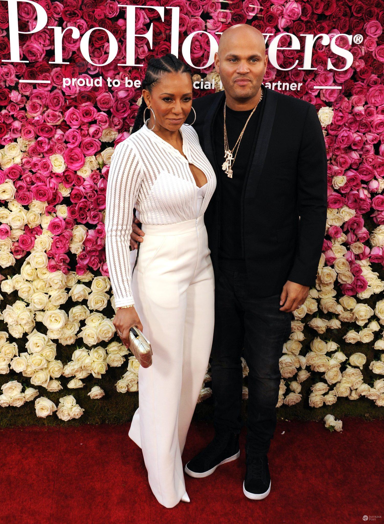 Mel B i Stephen Belafonte rozwodzą się