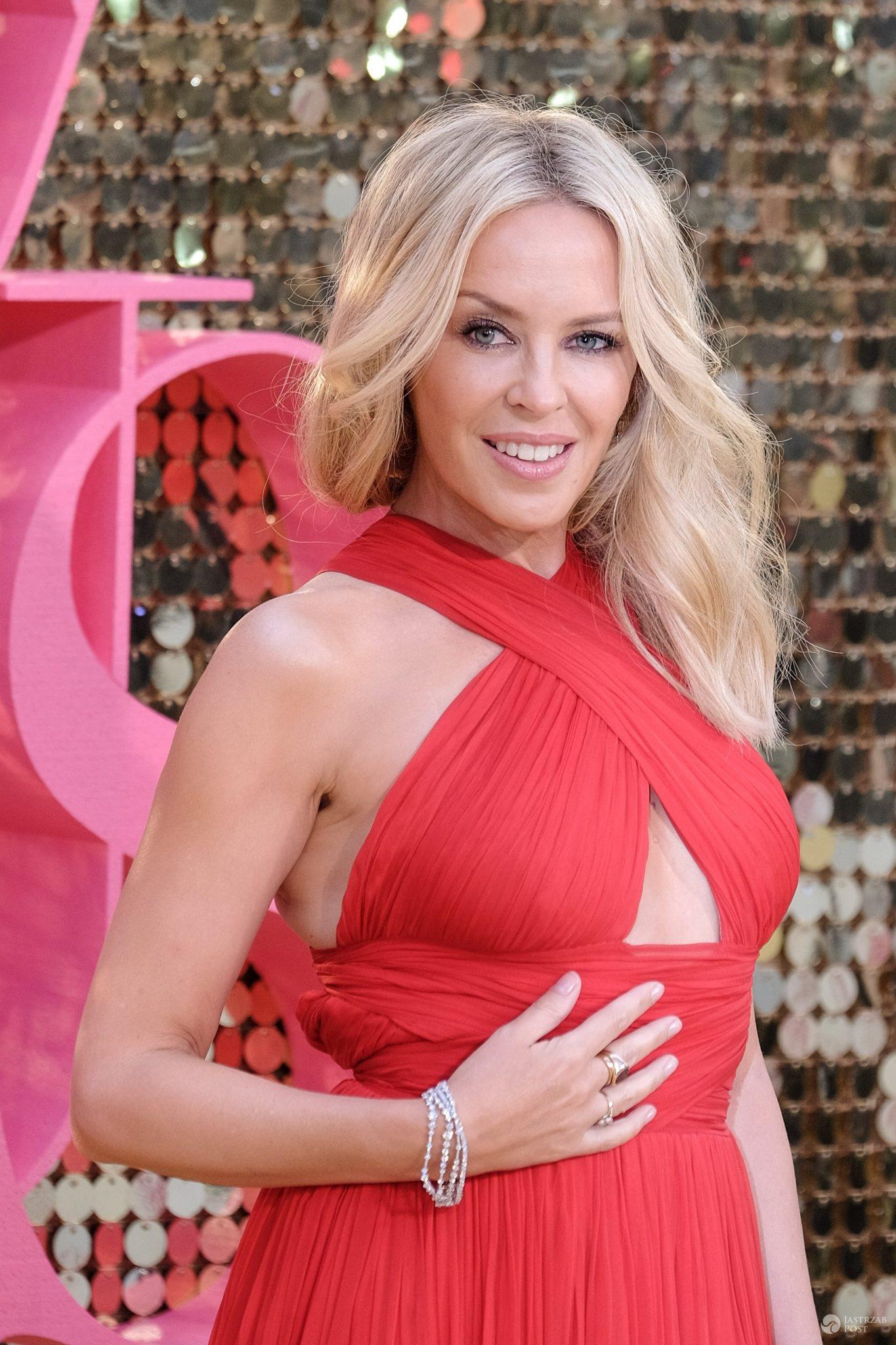 Kylie Minogue i książę Andrzej mają romans