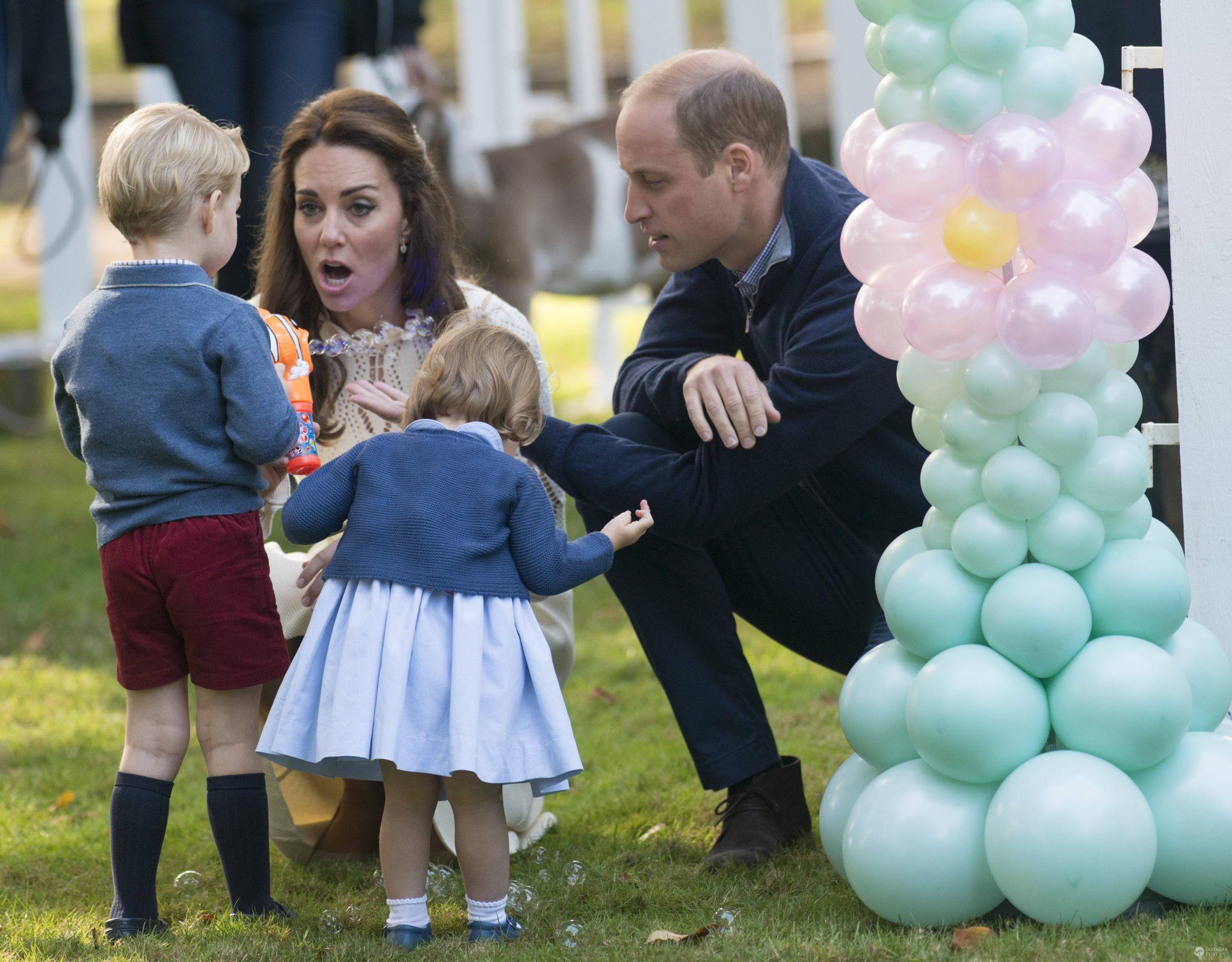 Księżna Kate jak wychowuje dzieci?