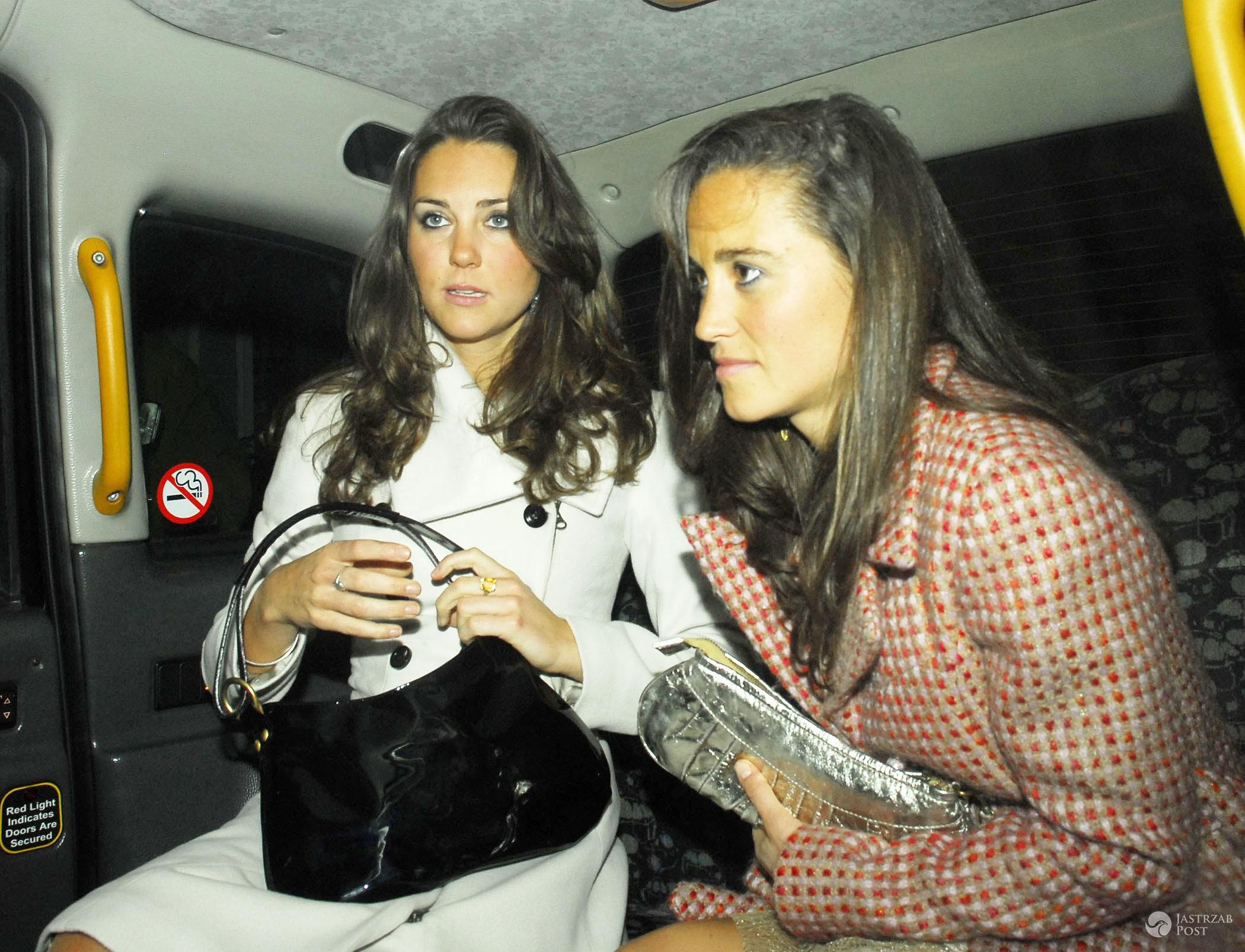 Pippa Middleton i księżna Kate - szczegóły ślubu