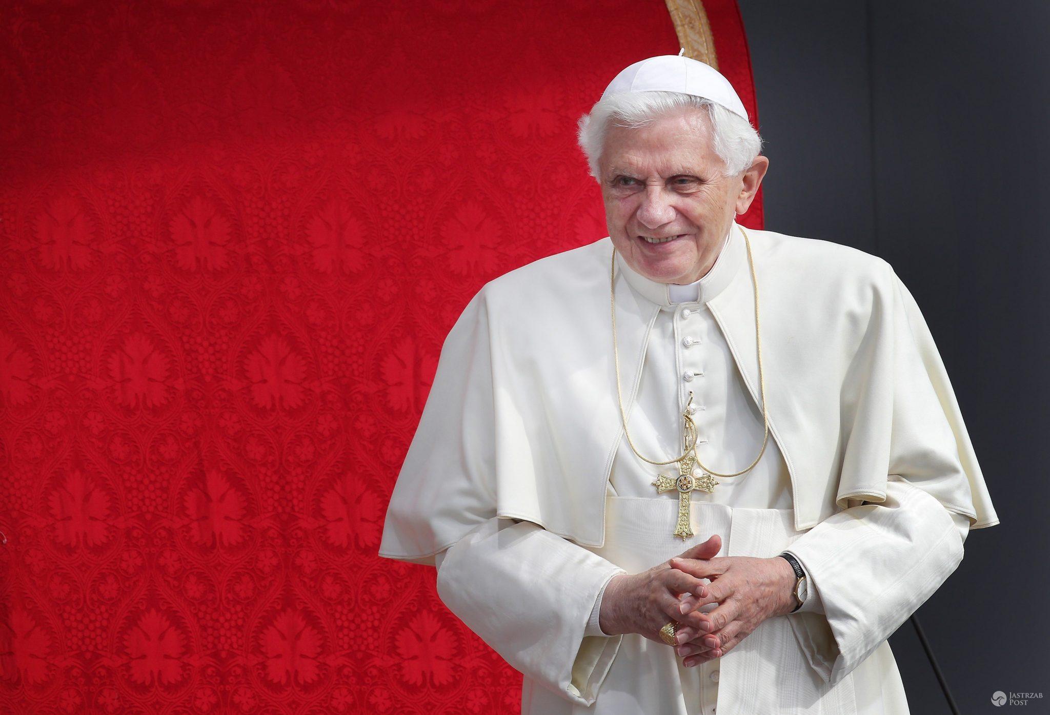 Joseph Ratzinger (papież Benedykt XVI) urodził się 16 kwietnia 1929 roku