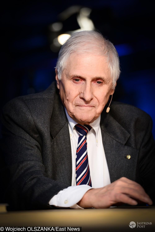 Jerzy Vetulani zmarł po wypadku