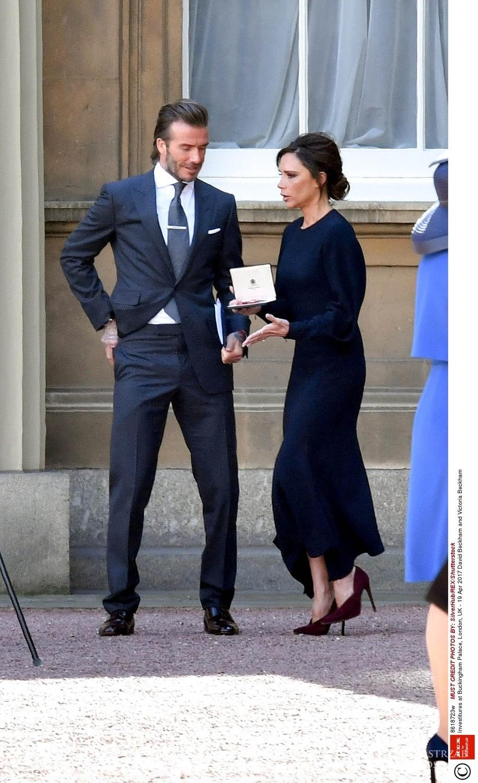 Victoria Beckham otrzymała Order Imperium Brytyjskiego