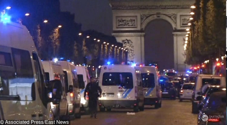 Strzelanina na Polach Elizejskich w Paryżu. Ile ofiar?