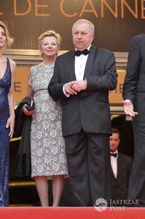 Jerzy Stuhr w Cannes 2011