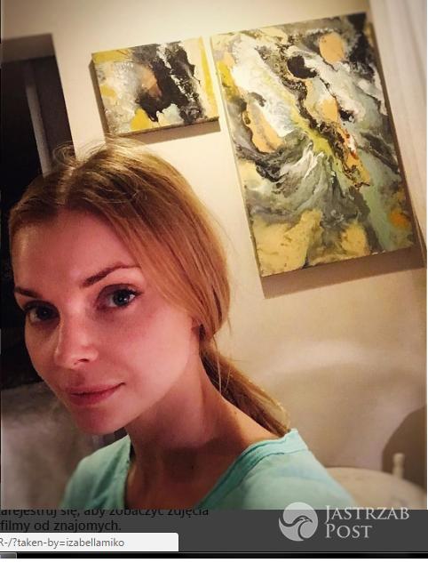 Iza Miko Instagram