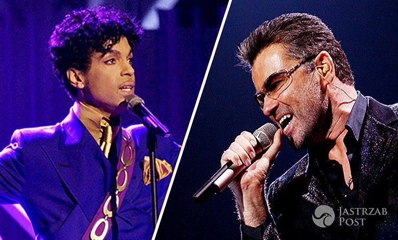 Nowy album Prince'a i płyta George'a Michaela