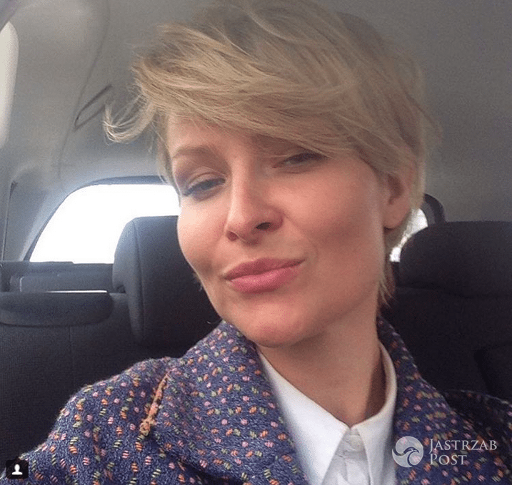 Marieta żukowska W Krótkich Włosach Jak Magda Mołek Instagram