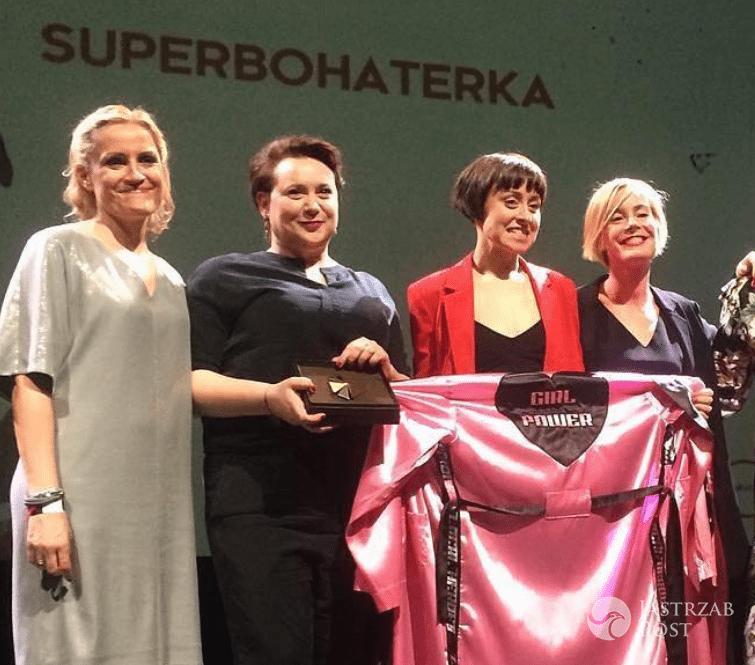 Natalia Przybysz została SuperBohaterką Wysokich Obcasów 2016