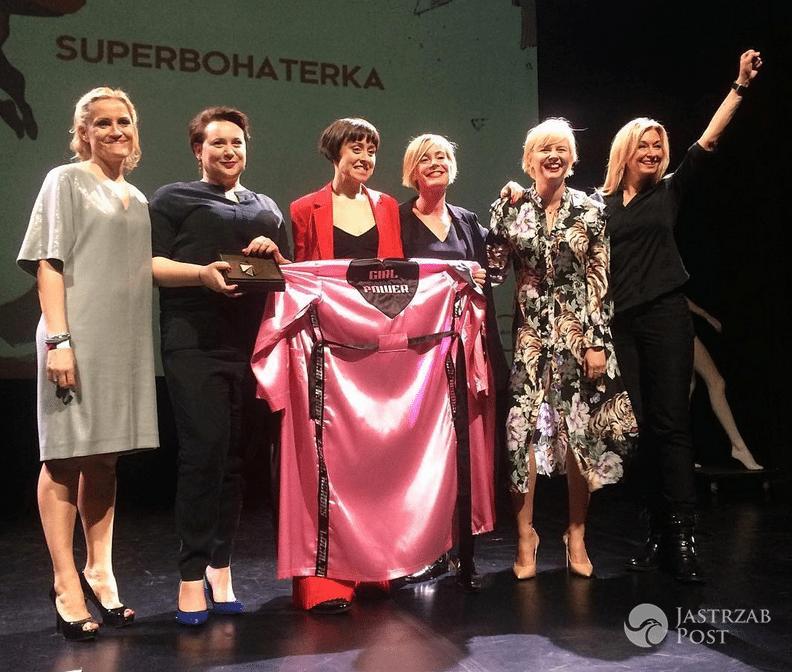 Kto wygrał plebiscyt SuperBohaterka 2016 w Wysokich Obcasach?