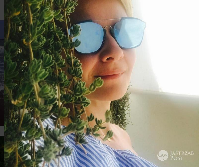 Zdjęcia z wakacji Małgorzaty Kożuchowskiej