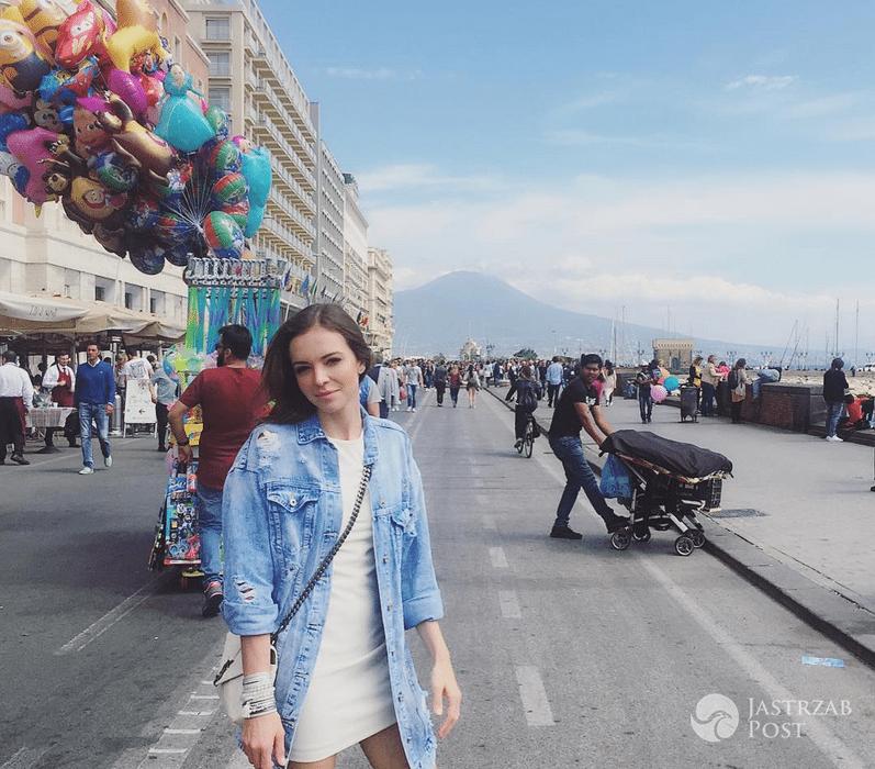 Anna Wendzikowska chwali się na Instagramie zdjęciami z wyspy Capri