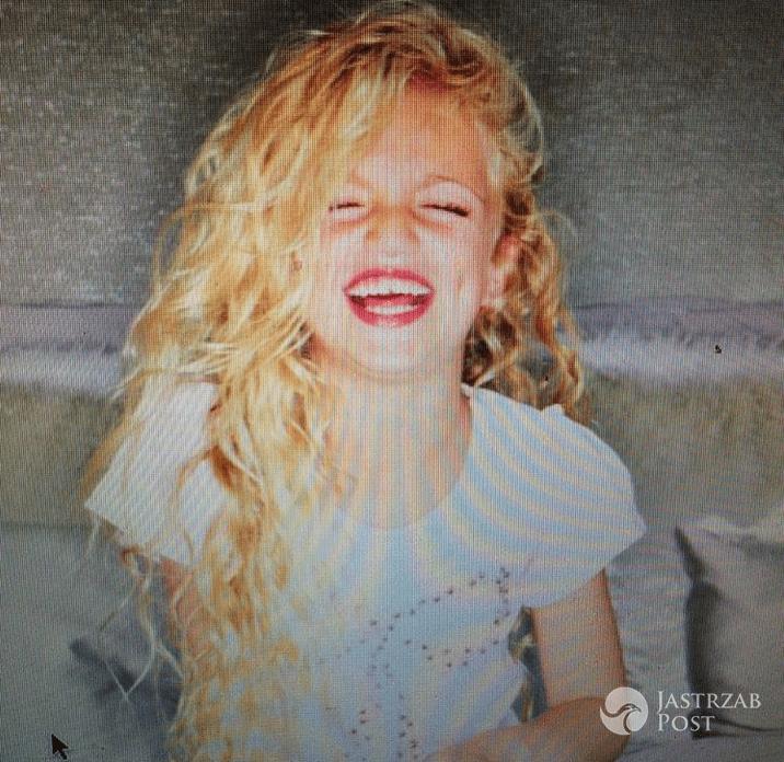 Córka Katie Price w pełnym makijażu