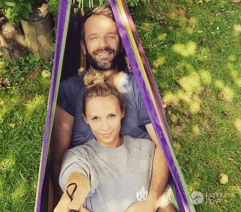 Kasia Moś zaręczyła się w październiku 2016