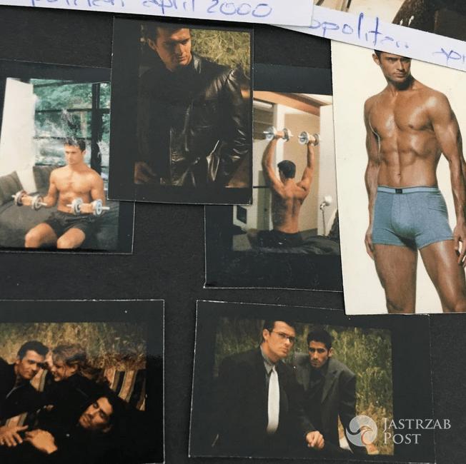 Romain Zago wspomina stare zdjęcia
