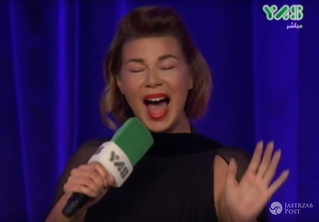Edyta Górniak zaśpiewała Happy Birthday