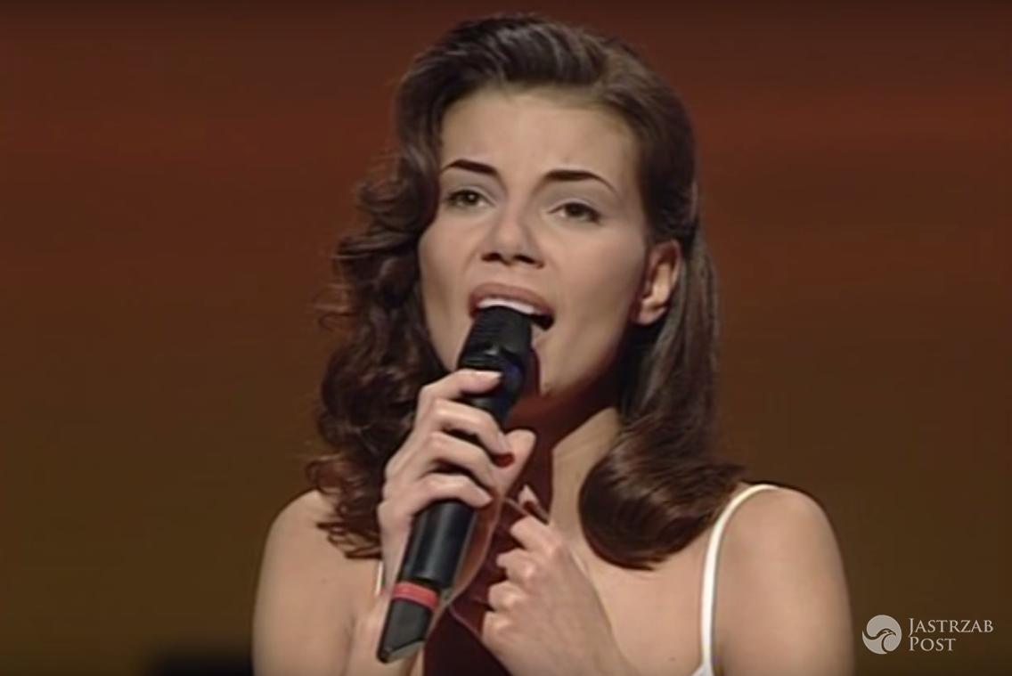 Edyta Górniak wspomina występ na Eurowizji 1994