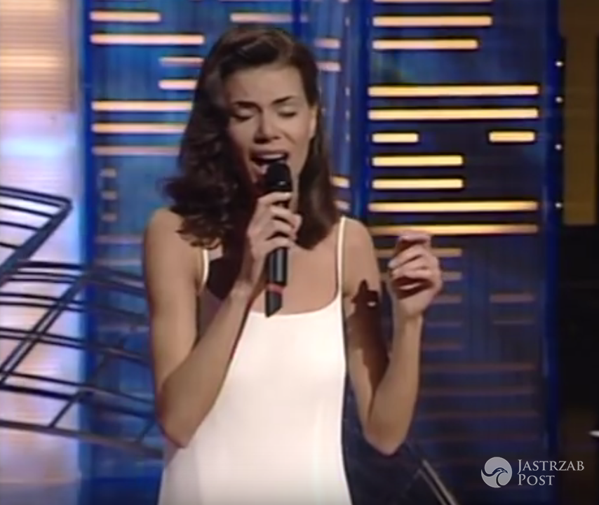 Edyta Górniak o Eurowizji 1994