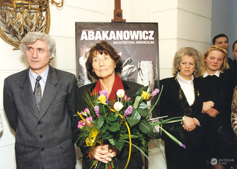 Magdalena Abakanowicz przyczyny śmierci