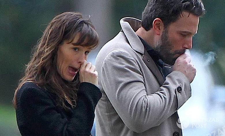 Rozwód Jennifer Garner i Bena Afflecka