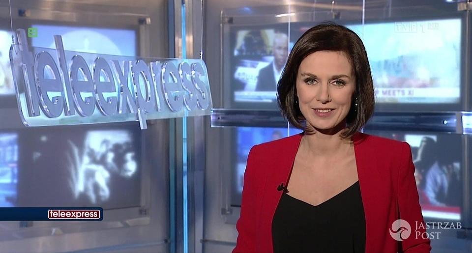 Kim jest Agata Cholewińska, która prowadzi Teleexpress?