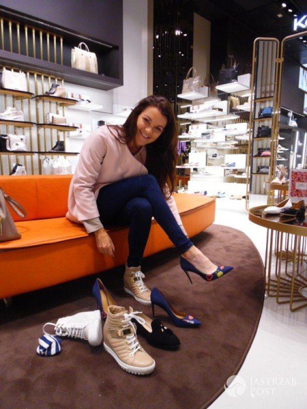 Kazar to ulubiona marka butów Agnieszki Radwańskiej