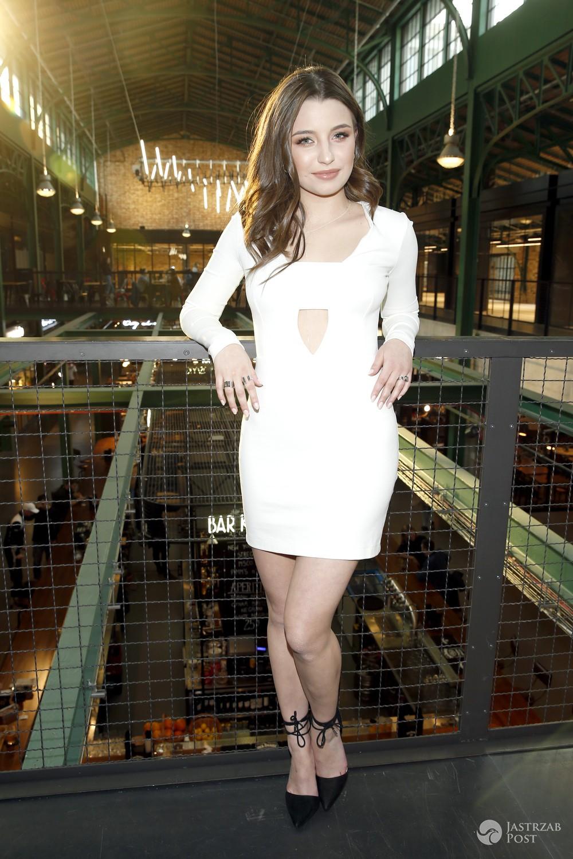 Julia Wieniawa - kosmetyki Paese x Macademian Girl 2017