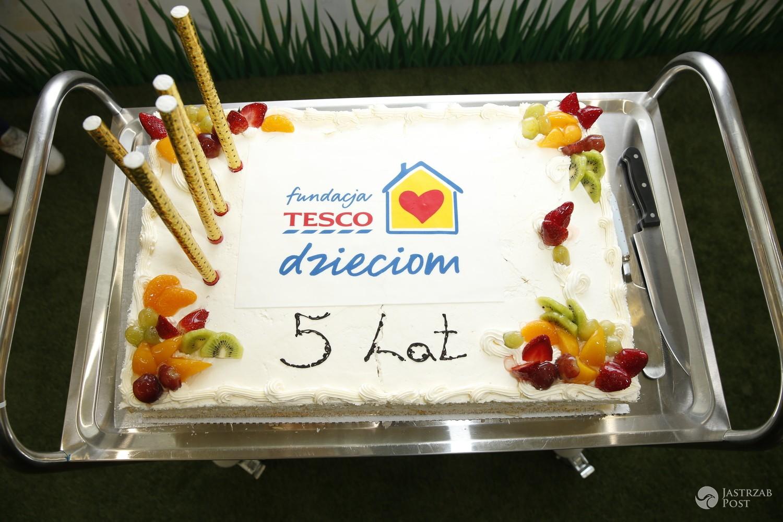 Fundacja Tesco Dzieciom urodziny