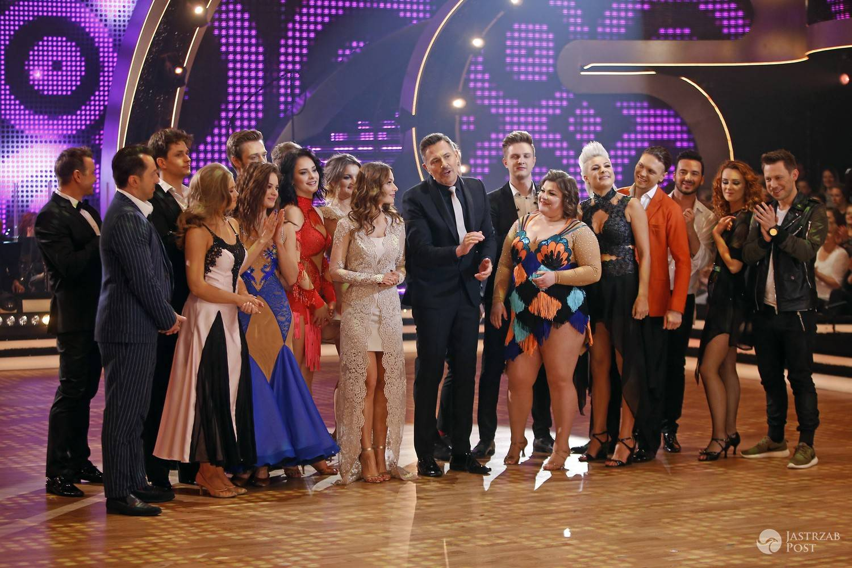 Uczestnicy - Taniec z gwiazdami 7, odcinek siódmy